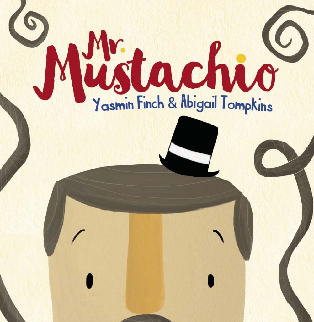 Mr Mustachio cover